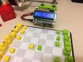 Arduino Chess Clock Stand