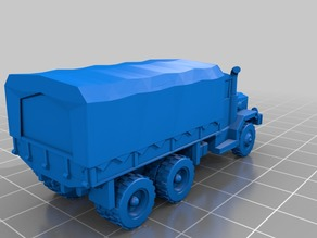M35 Truck (update 11/6/19 - open and closed versions)