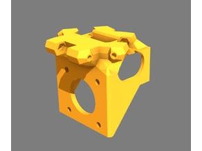 Effector Titan Aero for Mini Kossel