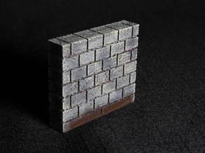 OpenForge 2.0 Wall Construction Kit: Cut-Stone Wall Backs