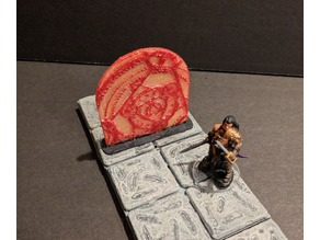 Magical Barrier - 28mm gaming