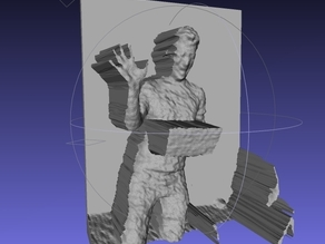 Kinect to STL sketch for Processing