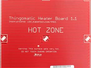 Thingomatic Heater Board v1.1