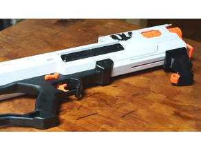 Nerf Rival Hades Fore-grip