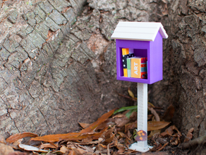 Little Little Free Library