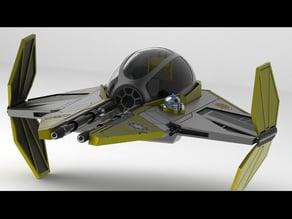 Star Wars Jedi Interceptor
