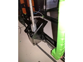 D-Bot Stepper-mounted Z-axis Endstop