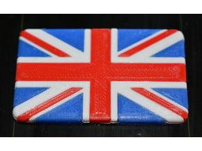 Union Jack Keyfob