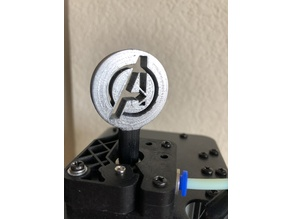 Marvel Avengers Monoprice Select Mini Extruder Spinner