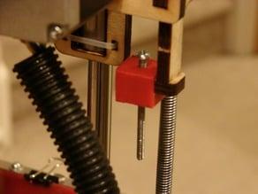 Printrbot PLUS Z-axis Set Screw Tensioner
