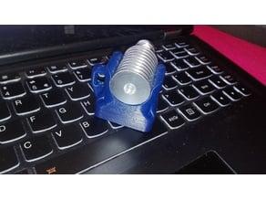 E3D clone fan shroud (40mm fan)