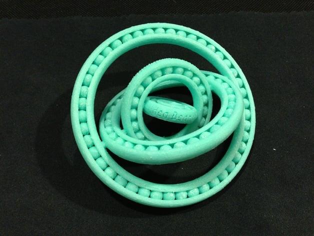 Spinning Triple/Quadruple Ball Bearings