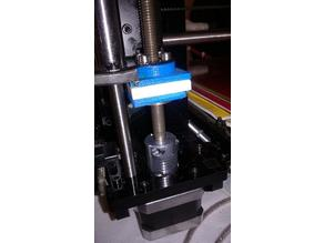 anti wobble . prusa structure . M8 screw