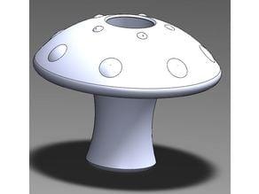 Mushroom Bead