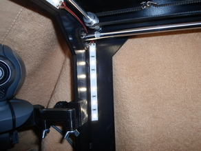 CTC, Flashforge LED Leiste L/R Front