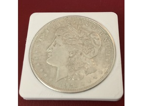 Morgan Dollar Holder