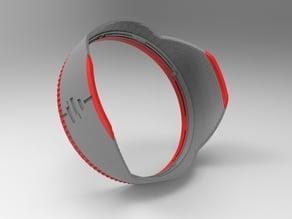D-02B Lens Hood for Sigma 10-20mm f3.5 EX DC HSM