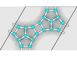 Hypothetical ultralow-density ice ITT
