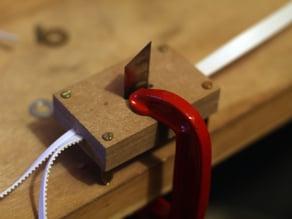 timing belt splitting jig