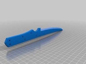 Dummy Knife - HF Tanto V2