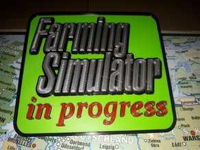 Farming Simulator in progress