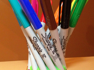 Crown of 12 Sharpie Ultra Fine Pens