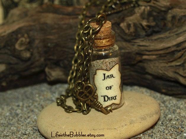 i u0026 39 ve got a jar of dirt     by wedimagineer
