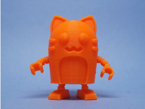 Neko Robot (ball-joint)