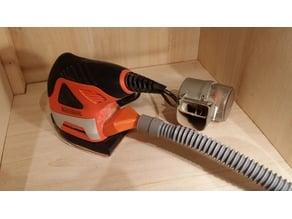 Black&Decker mouse sandpaper vacuum adapter