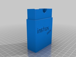 Instax mini Container