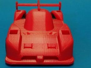 Nissan Le-mans Prototype