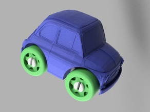 Fiat 500 - Duplo Compatible
