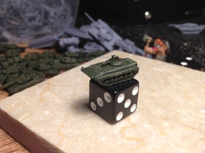 BMP2 for micro-armor game