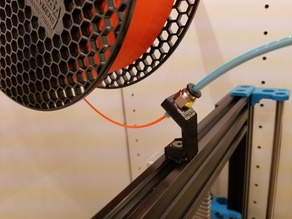2020 V-slot reverse bowden top mount bracket.