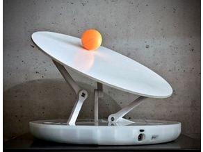 Ball Balancing PID System