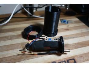 IOT moisture sensor housing