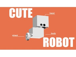 Cute Robot - Robot template