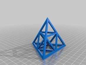 Hollow Pyramid