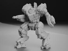 "Huntsman Prime, AKA ""Nobori-nin"" for Battletech"