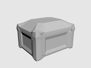 Trunk with removable lid
