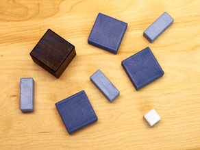 Decomposition of Cube Manipulative