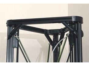 Subframe for Micromake Delta 3D Printer