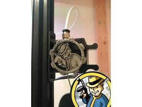 Vault Boy Extruder Wheel