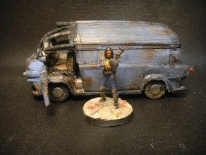 Fallout 4 Vaultec Van resized