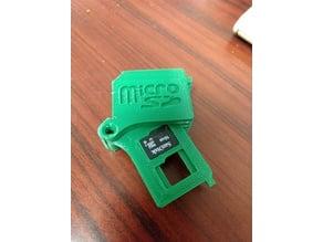 MicroSD Storage Box