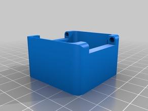 Magnetic Hinge Box