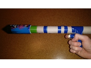 Rocket Launcher for  New Year's Eve