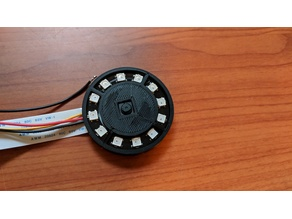 Raspberry PI Camera and Light ring