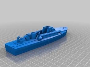 1/100 Vosper Motor Torpedo Boat (MTB)