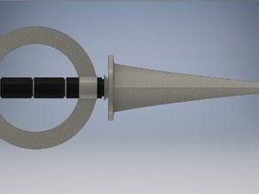 Riven Sword letter opener